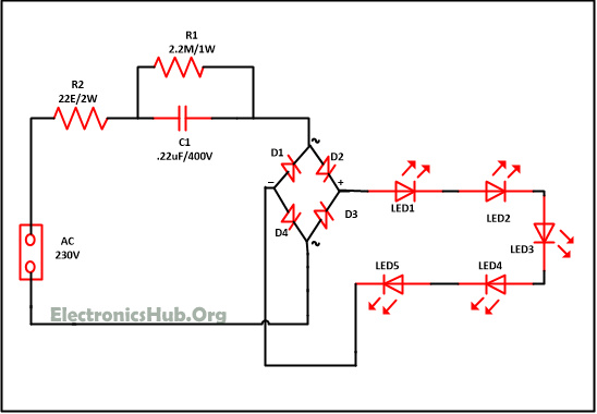 Mains Operated LED Circuit Diagram?resize\\\=548%2C380 audiobahn a2801q wiring diagram 31 wiring diagram images wiring
