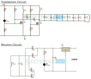 Wireless Power Transfer Circuit | Wireless Mobile Charger