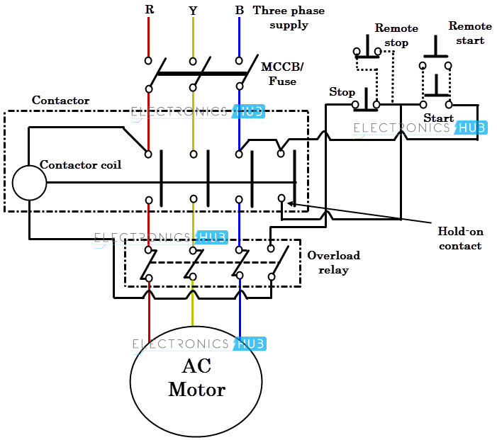 L t dol starter circuit diagram trusted wiring diagram dol starter with single phase preventer connection diagram 4k simple alarm circuit diagram l t dol starter circuit diagram swarovskicordoba Image collections