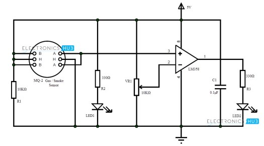 Fire Alarm Circuit Diagram Explanation Periodic Diagrams Science