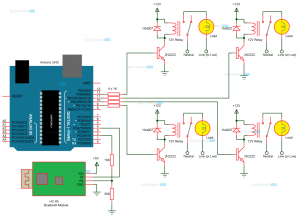 How To Make Arduino Based Home Automation Project via