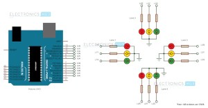 Arduino Traffic Light Controller