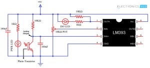 Arduino Flame Sensor Interface  Working, Circuit Diagram