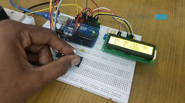 Arduino based Smartphone Charging Controller Image 1
