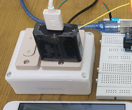 Arduino based Smartphone Charging Controller Image 3