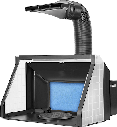 the 7 best airbrush spray booth reviews