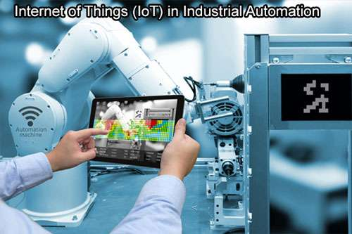 Internet of Things (IoT) in Industrial Automation