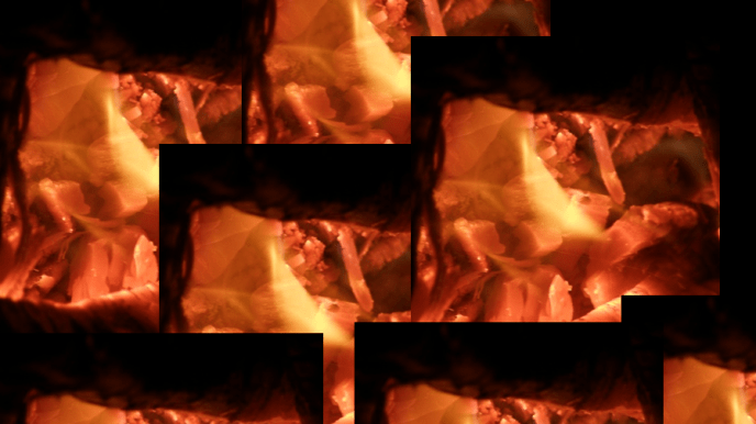 fire collage (image)