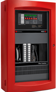 4100ES Addressable Fire Detection and Control Emergency Voice/Alarm Communications (image)