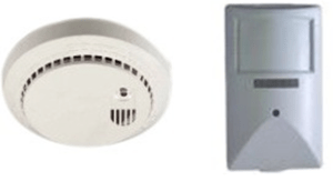 Two examples of covert cameras (image)