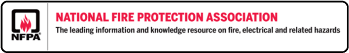 NFPA logo with header (image)