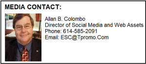 Allan Colombo, Director of Social Media and Web Assets (image)