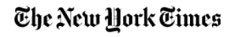This is the New York Times logo (image)