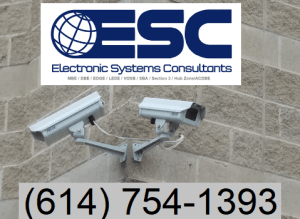 Call ESC of Greater Ohio for the finest in outdoor video surveillance! (image)