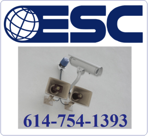 ESC offers the finest in commercial burglar/fire alarm systems! (image)