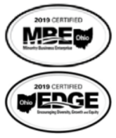 ESC is Ohio MBE and EDGE Certified (images)