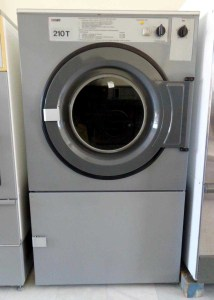 %Professional dryer Electrolux 210 T - 13 kg