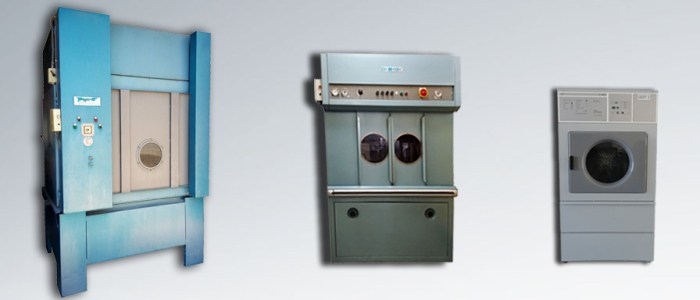 %Professional and industrial dryers