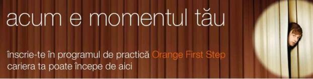 OrangeFirstStep