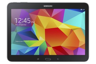 Galaxy Tab4 10.1 (SM-T530) Black-1