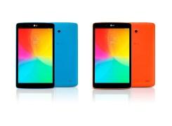 G Pad 8.0-Blue- Orange