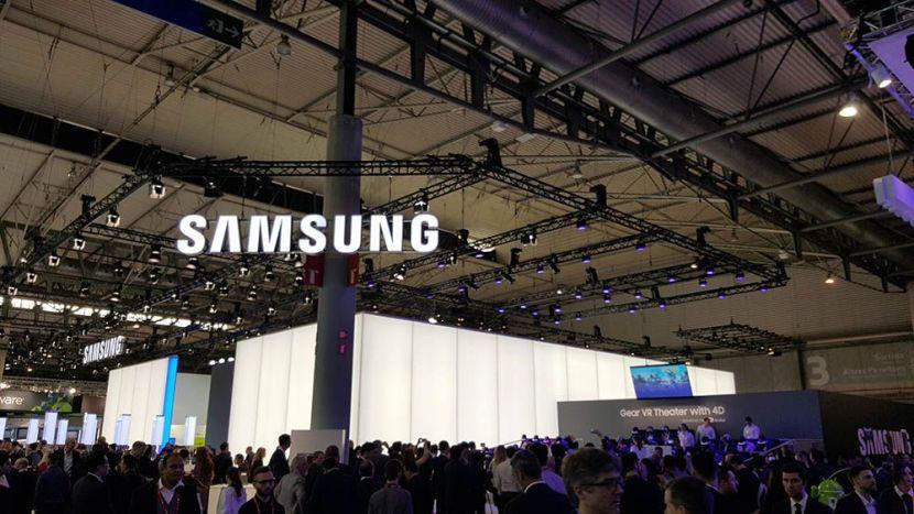 Samsung MWC 16