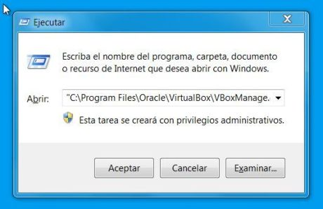 Ejecutar para solucionar problema Windows Blue