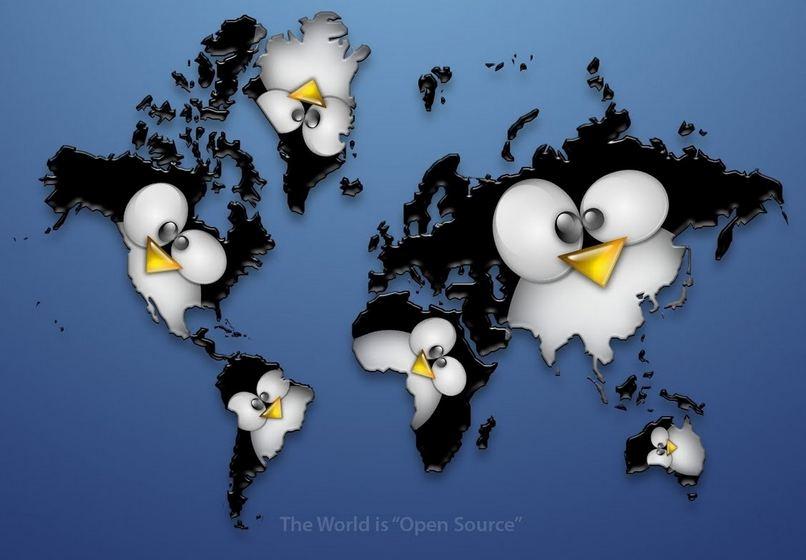 Linux a nivel mundial