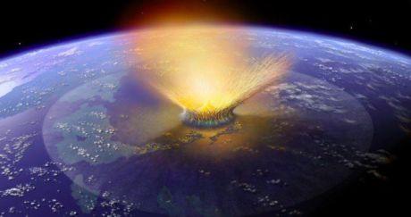 Meteorito extinguirá la tierra en 2012