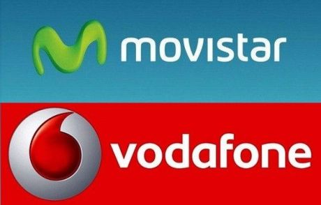 Movistar y Vodafone