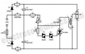 Strobe Light Circuit