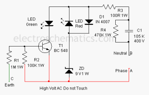 Electrical Miracles: Earth Fault Indicator circuit