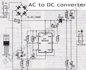 AC to DC Converter
