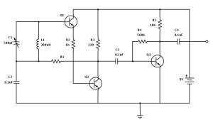 AM Receiver Circuit