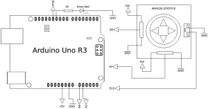 Arduino Joystick Experiment  Tutorial #10