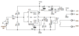 Power Back Surge Protection Circuit