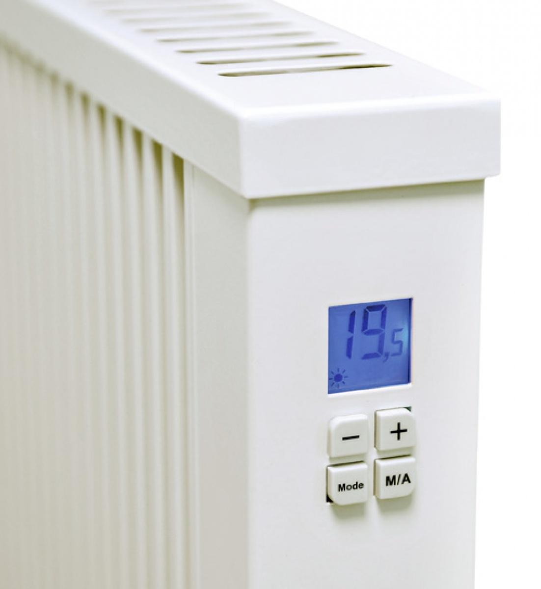 Radiateur Electrique A Brique Refractaire Thermostat Integre Electro System