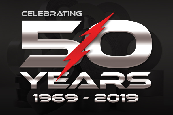 Celebrating 50 Years Serving The Construction & Industrial Industries