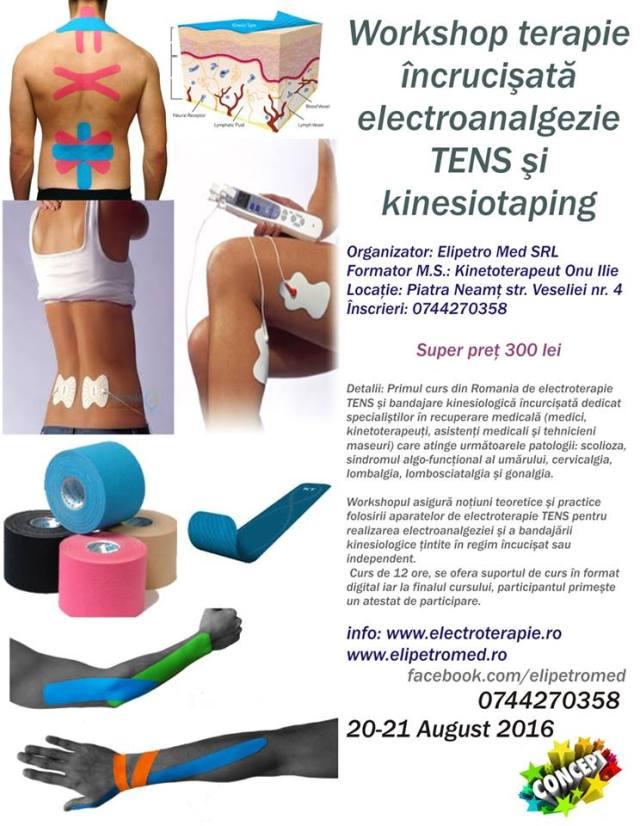 curs electrostimulare
