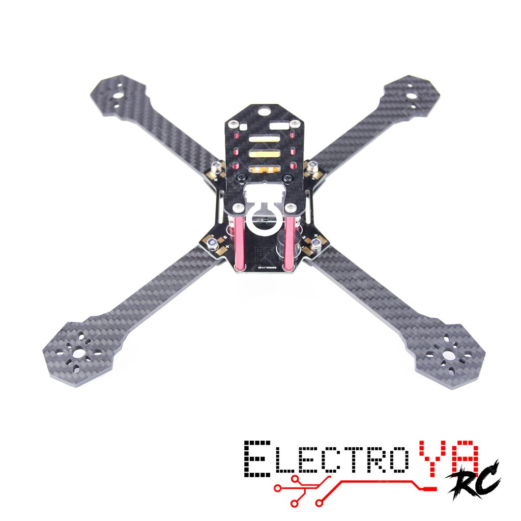 Frame Kit Emax Nighthawk X6 With Integrated Pdb