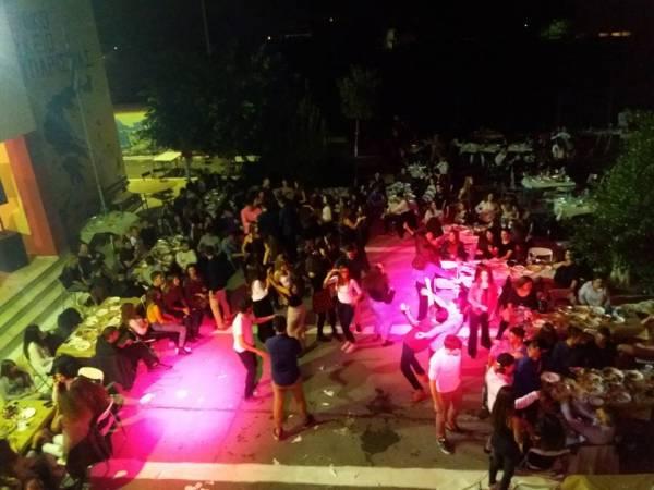 Μουσικοχορευτική βραδιά στο Λύκειο Κυπαρισσίας