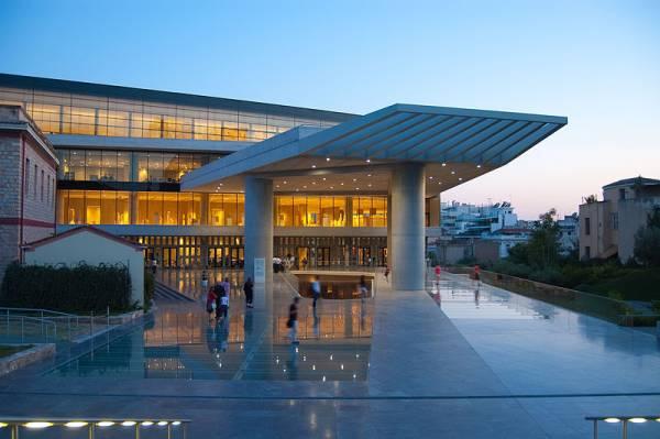 28η Οκτωβρίου στο Μουσείο Ακρόπολης, με νέο οικογενειακό σακίδιο και ελεύθερη είσοδο