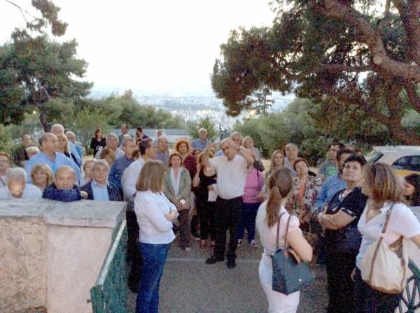 Τριφύλιοι ξεναγήθηκαν στο Αστεροσκοπείο Αθηνών