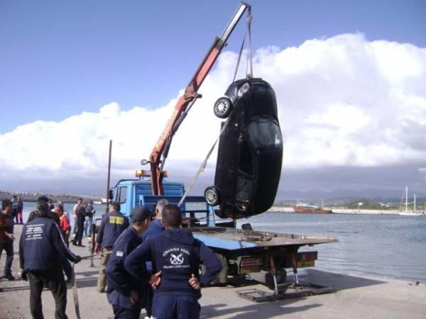 Ανασύρθηκε νεκρός ο αγνοούμενος στο λιμάνι της Κυπαρισσίας