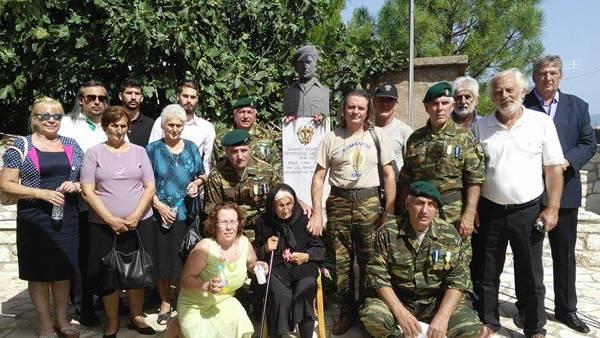 Εκδήλωση μνήμης στο Κρυονέρι Τριφυλίας