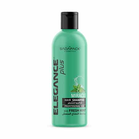keratine shampoing menthe