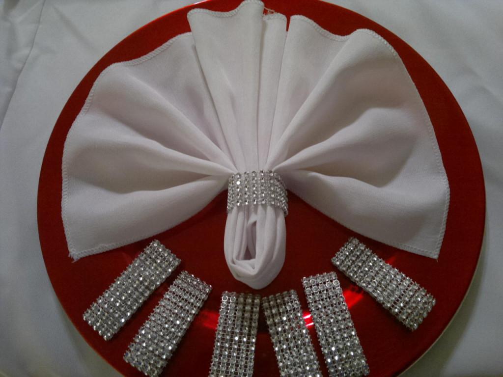 Napkins Elegance Designs Amp Rentals