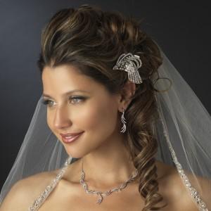 7 hot wedding hair accessories