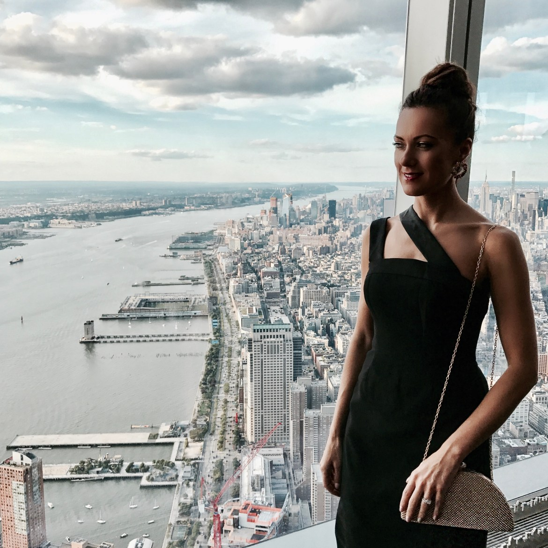 NEW YORK CITY TRAVEL DIARY | WORLD TRADE OBSERVATORY