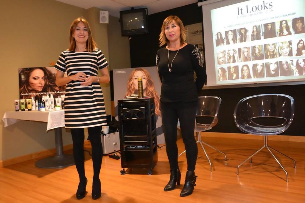 Fashion Week Marisma Peluquería by Rosana y Nerea Korkostegui